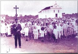 Festa do divino de Guaratuba em 1920