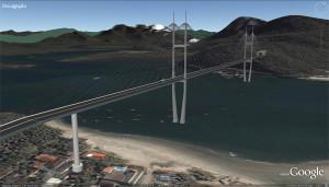 MP-PR requer estudo de viabilidade para ponte sobre a Baía de Guaratuba