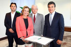 Richa autoriza licitações para melhoria urbana em Guaratuba e cinco cidades
