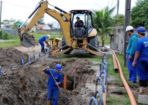 Sanepar investe R$ 20 milhões em Coroados e na Barra do Saí