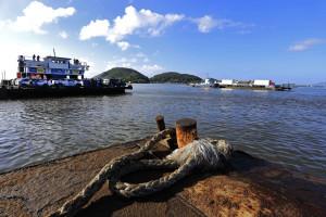Investimentos no ferryboat em Guaratuba melhoram serviços na travessia