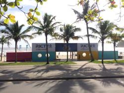 inauguração da Arena Mundo RIC, em Guaratuba
