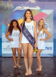 Três finalistas - na frente Natalia Krauze de Paula (1º lugar), a esquerda Luciana Beatriz Santos (3º lugar) e a direita Amanda Meiry Bernardo (2º lugar). Crédito: Alex Dias