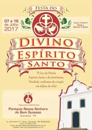Festa do Divino 2017 - Guaratuba